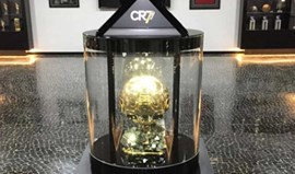 Bola de Ouro já chegou à Madeira