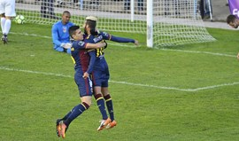 Torreense-Chaves, 2-3