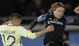 Modric sobre o vídeo-árbitro: «Para mim não é futebol»