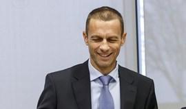 Líder da UEFA não tem nos planos a utilização do vídeo-árbitro