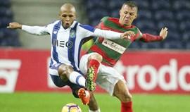 Os jogadores portistas um a um: Cortesia de Brahimi