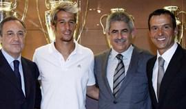 Sem negociar com o Real Madrid desde Coentrão