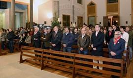 Daniel Ramos participouna Missa do Parto