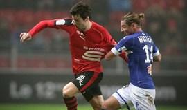 Rennes e Toulouse perdem pontos em casa