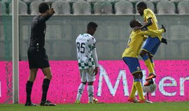 Moreirense-Arouca, 1-4: Jorginho tinha o diabo no corpo