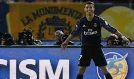 Ronaldo tenta coroar ano mágico com troféu especial