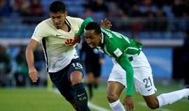 Atletico Nacional assegura terceiro lugar nos penáltis
