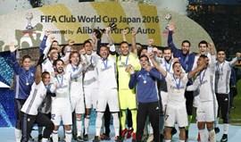 Real Madrid-Kashima Antlers, 4-2