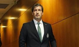 Bruno de Carvalho questiona moral de João Paiva dos Santos e Abrantes Mendes