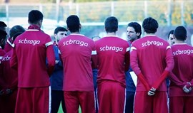 Salvador no segundo treino de Jorge Simão