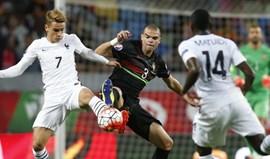 Griezmann diz que Varane e Pepe são os jogadores mais dificeis que enfrentou