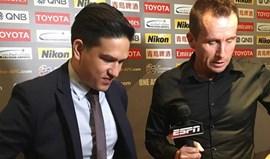 De esperança do Benfica a diretor geral de clube no Laos