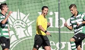 Sporting 'escorrega' frente ao Belenenses