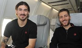 Milan já seguiu viagem para o Qatar