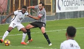 Varzim-Fafe, 2-1: Poveiros vencem com reviravolta no segundo tempo