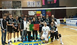 Fonte do Bastardo ganha set de ouro na Roménia e avança na Taça Challenge