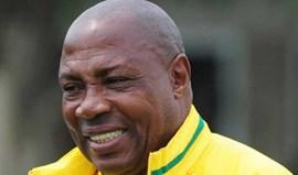 Selecionador da África do Sul foi despedido