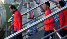 Sorteio da Taça do Rei pode estragar as férias de Messi, Neymar e Suárez