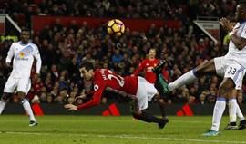 Manchester United soma a quinta vitória consecutiva