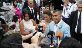Vivenda de Carlos Tévez assaltada em dia de casamento do craque