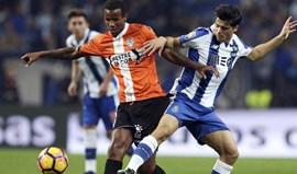 FC Porto-Feirense, 1-1