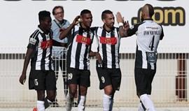 Vitória por 3-2 diante do Farense