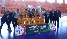 Lisboa conquista torneio de sub-17