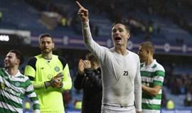 Celtic vence em casa do Rangers e deixa rival a 19 pontos