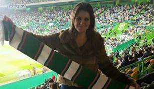 'Ex' de Bruno de Carvalho foi a Alvalade ver o Sporting