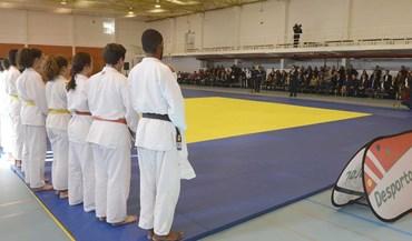 Projeto Judo na Escola apresentado