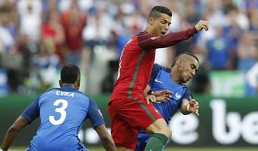 Payet proibiu filho de falar em... Cristiano Ronaldo