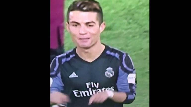 Ronaldo e o vídeo-árbitro: «A televisão não funcionou»