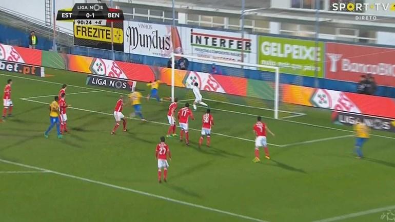 Tocantins teve tudo para travar o Benfica, mas... fez isto