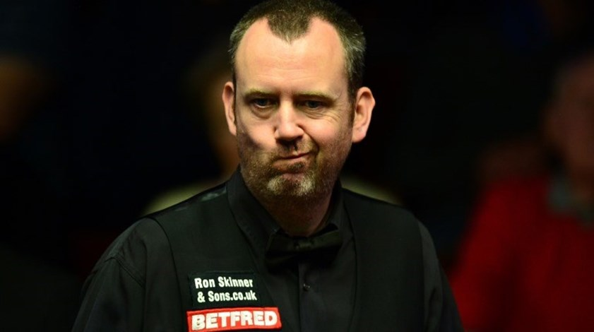 Mark Williams ganha prémio de 196 mil euros... por engano