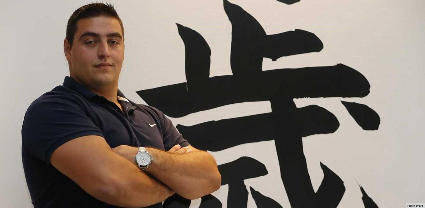 Tsanko Arnaudov: «Gosto de ser controlado»