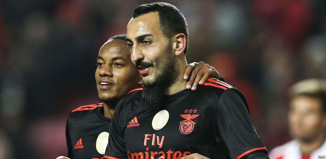 Benfica-Leixões, 6-2