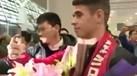 Oscar trocou o Chelsea pelo Shanghai SIPG e a sua receção na China diz tudo