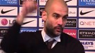 Guardiola irritado com os jornalistas e as faltas sempre contra o Manchester City