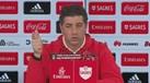Rui Vitória: «Quando apontamos a alguém, temos três dedos virados para nós»