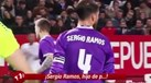 Sergio Ramos em Sevilha: Uma noite quente, muito quente