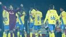 Arouca-Estoril, 2-1: Último suspiro matou o canário