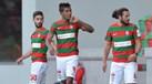 A crónica do Marítimo-P. Ferreira, 3-1: Entrada de leão cavou diferença
