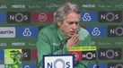 Jorge Jesus de saída do Sporting? Treinador lembra a sua filosofia