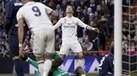 Ronaldo foi ao desespero em clara 'tarde não'