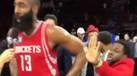 'Chocolate Droppa' estraga entrevista a estrela da NBA com grande 'pinta'