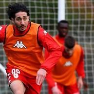 Bélgica: Belfodil a um passo do Everton