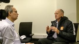 Scolari e a vitória no Euro'2016: «Foi muito 'legal'»