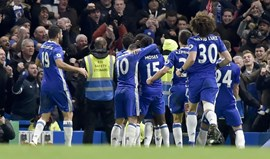 Chelsea iguala recorde de 13 vitórias seguidas do Arsenal