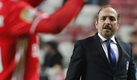 Rui Quinta: «Benfica obrigou-nos a um desgaste muito grande»