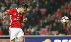 Benfica-Vizela, 4-0: Pistolas a disparar